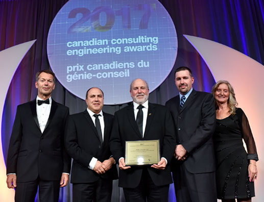 Canadian Consulting Engineering Awards