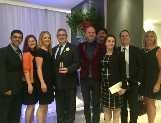 Innovatio Award for Golder Canada Legal Team