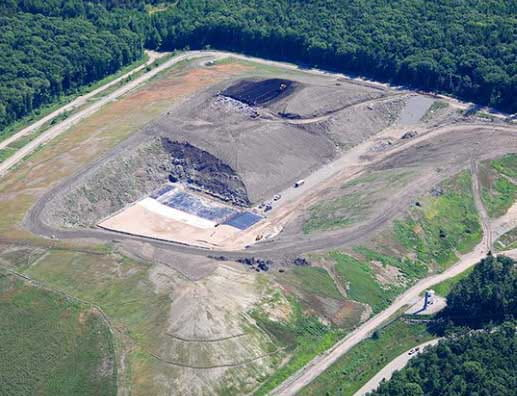 Extending the life of a solid waste landfill Project